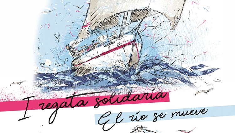I Regata solidaria El Río se mueve