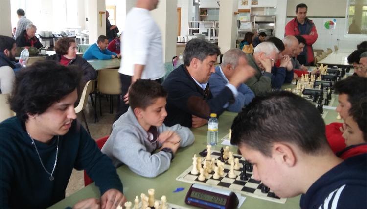 XVII Open Internacional de Ajedrez El Altillo School