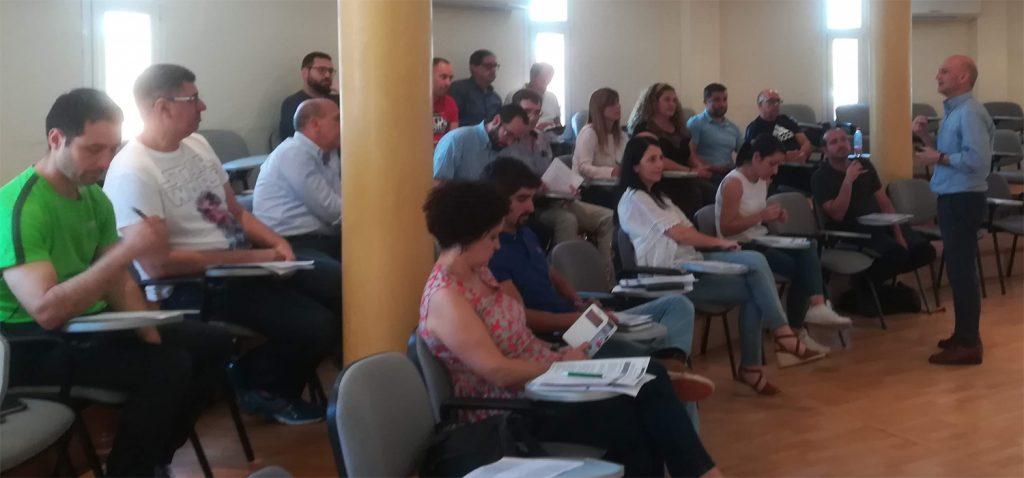 El personal ADE recibe un curso  formativo sobre Inteligencia emocional
