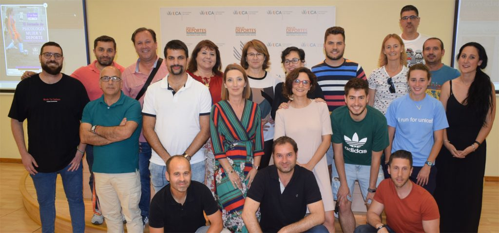 """La """"II Jornada de Psicología, Mujer y Deporte"""" se celebró en el Complejo Deportivo UCA"""