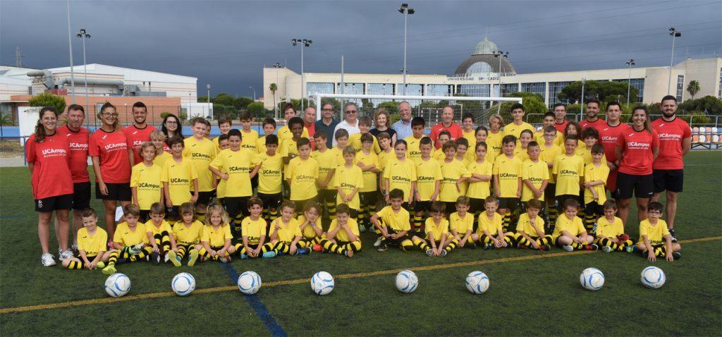 Comienza el VII UCAmpus Fútbol Universidad de Cádiz en el Complejo Deportivo UCA de Puerto Real