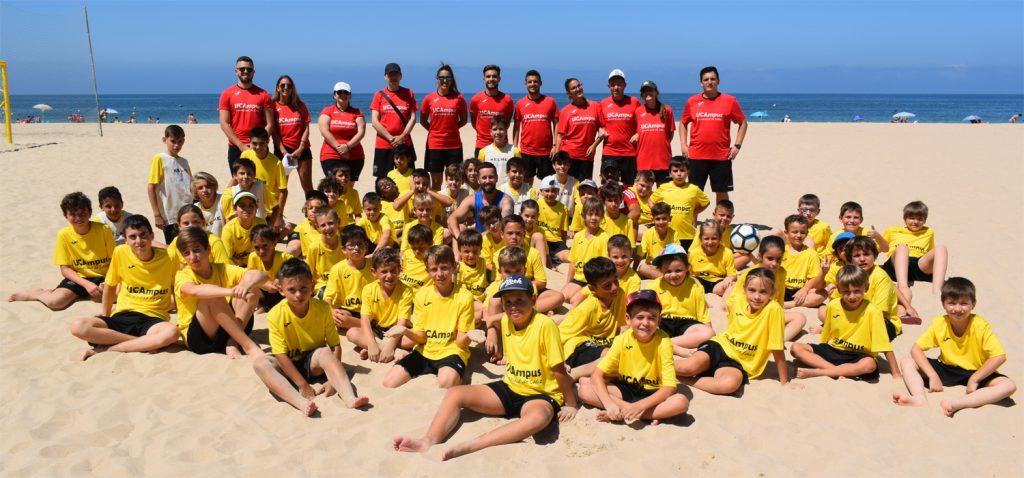 Fantástica jornada de Fútbol Playa en el UCAmpus de Fútbol