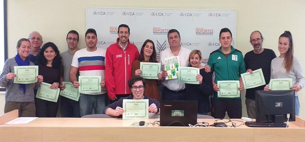 Celebrado el Curso de Instructor Autonómico de Ajedrez FADA en el Complejo Deportivo UCA Puerto Real