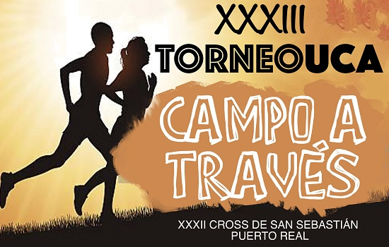 El campus de Puerto Real acoge el XXXIII Torneo UCA de Campo a Través (XXXII Cross de San Sebastián)