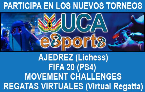 IMG NUEVOS TORNEOS UCA eSports
