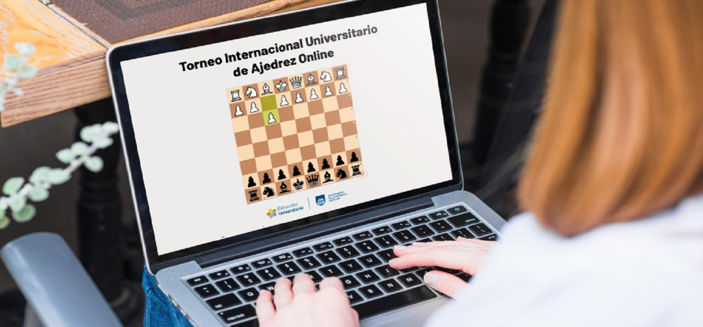 La Universidad de Cádiz participa en el Torneo Internacional Universitario de Ajedrez on line