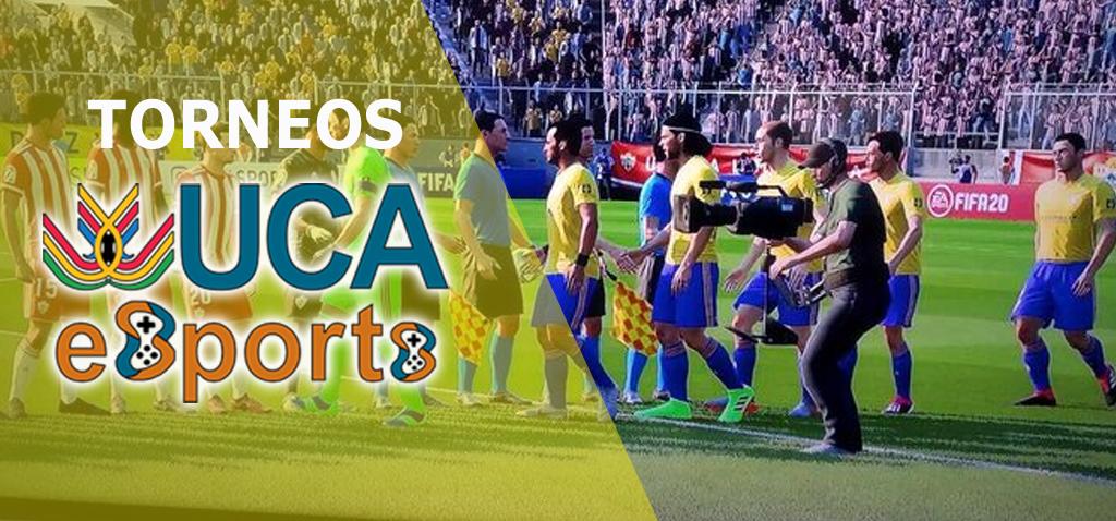 Comienzan los Torneos UCA eSports de FIFA20