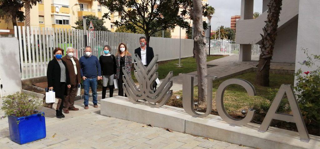 Los vicerrectorados del Campus Bahía de Algeciras y de Cultura cooperarán con el Real Club Náutico de Algeciras para diseñar actividades náuticas para la comunidad universitaria