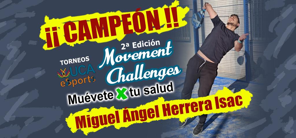 Finaliza la segunda edición del Torneo UCA esports Movement Challenges con más de 45.000 minutos de actividad física acumulada
