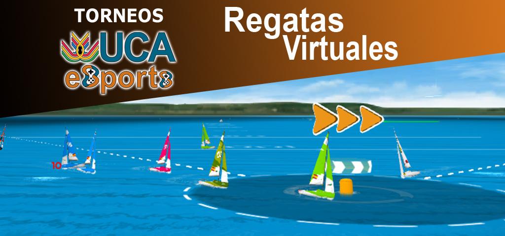 Celebrada la primera prueba de la II edición de Torneos UCA esports de Regatas Virtuales 20-21