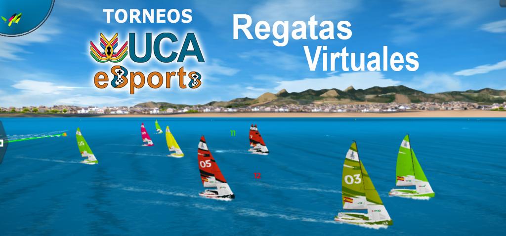 Celebrada lasegunda prueba de la II Edición del Torneo UCA eSports de Regatas Virtuales