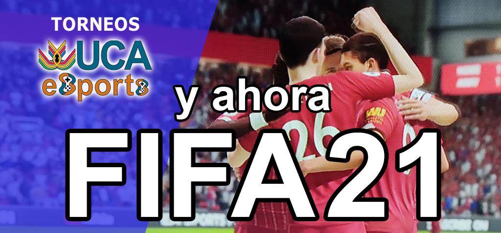 Inscripciones abiertas para participar en el Torneo UCA esport de FIFA21
