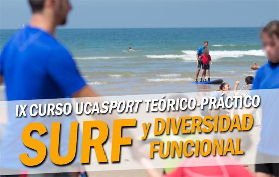 IMG IX Curso UCASport Surf y Diversidad Funcional