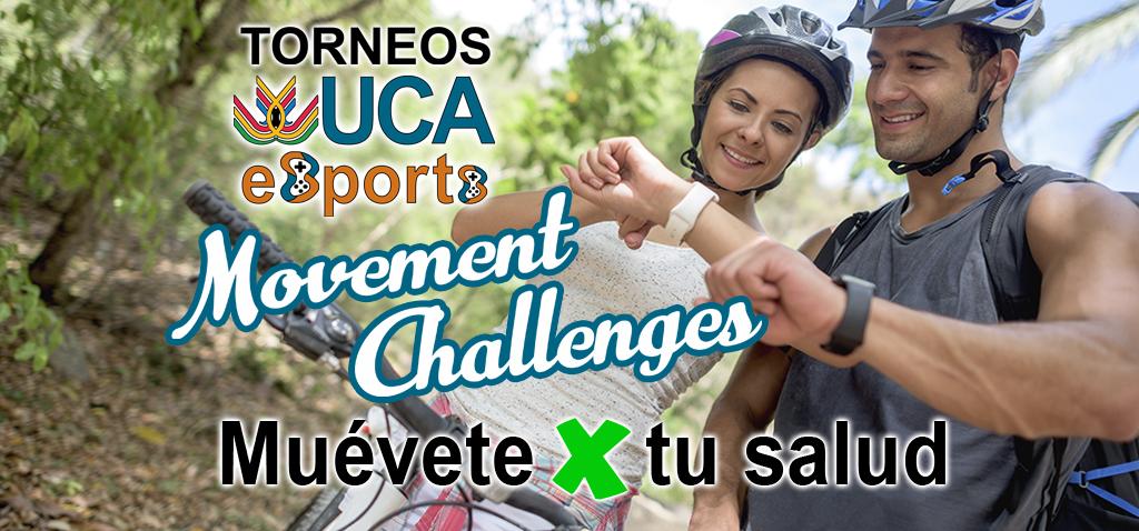 Miguel Ángel Herrera Isac y la Facultad de Ciencias de la Educación, ganadores del Torneo UCA esports Movement Challenges-Muévete X tu Salud 20-21