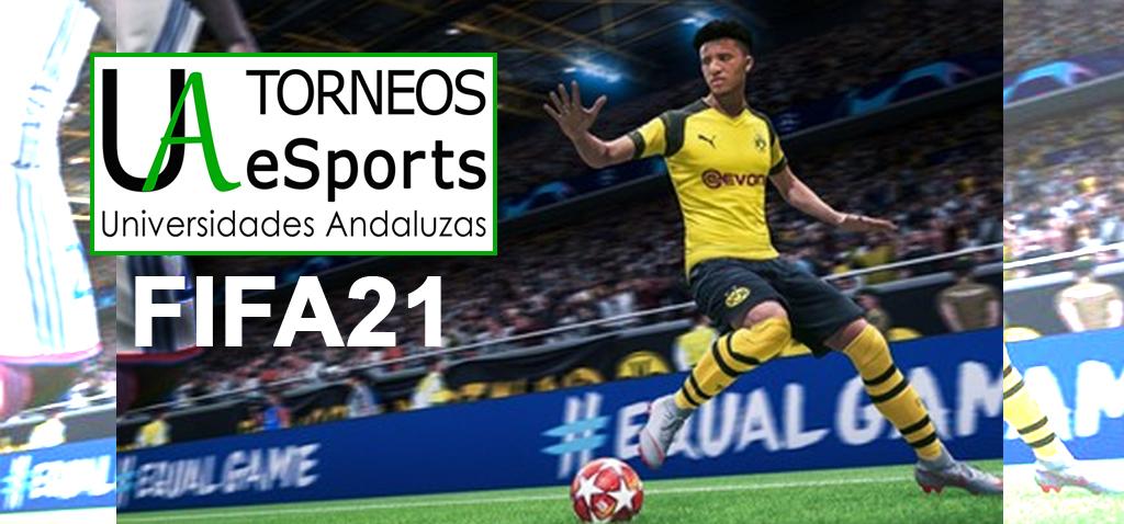 La Universidad de Cádiz participa en el I Torneo Interuniversitario esport FIFA 21
