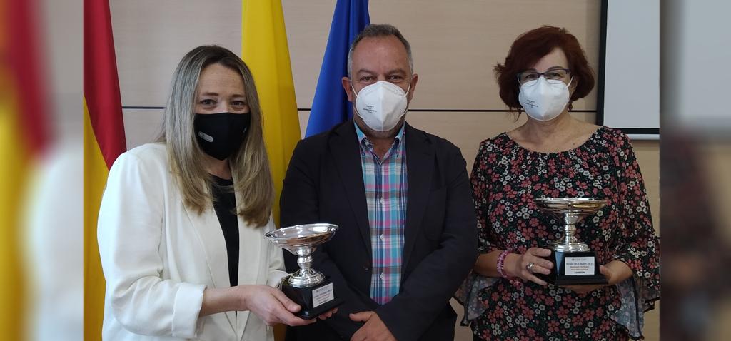 Entregados los trofeos a los centros ganadores del Torneo UCA esport Movement Challenges-Muévete X tu Salud